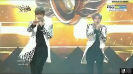 one love (140328 music bank) - f.cuz