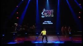 duong ve nha (bai hat viet thang 8/2012) - phuong anh idol, chau dang khoa