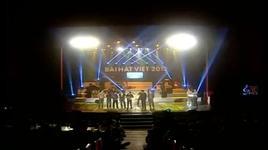 phan trao giai bai hat viet thang 9/2012 - v.a