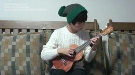 last christmas (wham ukulele cover) - sungha jung