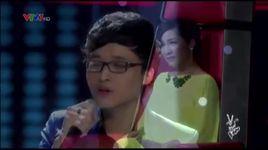 chi con lai tinh yeu - phan tuan (the voice 2013 vong do van) - v.a