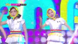uh-ee (140405 music core) - crayon pop