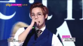 be a man (140405 music core) - dang cap nhat