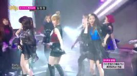 whatcha doin' today (140405 music core) - 4minute