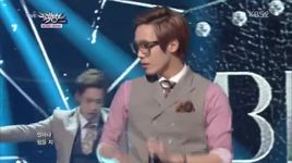 be a man (140404 music bank) - mblaq