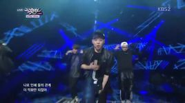look at me now (140404 music bank) - speed