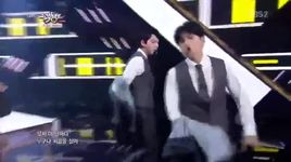swing (140404 music bank) - super junior-m