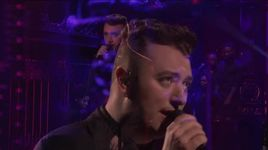 stay with me (live on snl) - sam smith