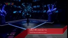 nothing compare to you - nguyen song tu (the voice 2013 vong giau mat tap 5) - v.a