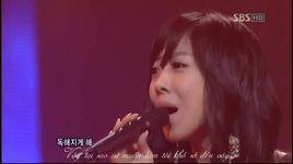 love...what is it (live) - yangpa