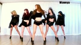 beyonce partition (choreography) - waveya