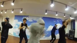 growl (dance practice) (chinese version) - exo