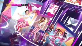i'm different (140412 music core) - nc.a