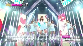 mr. chu (140412 music core) - a pink