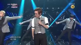 be a man (140411 music bank) - mblaq