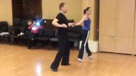 cha cha (phong tap) - dancesport