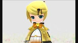 daughter of evil (project mirai) - kagamine rin