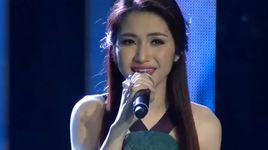 nhung loi buon (hoc vien ngoi sao 2014) - hoa minzy