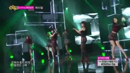 number nine (live mix) - t-ara
