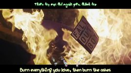 my songs know what you did in the dark (vietsub, kara) - fall out boy
