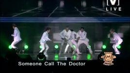 overdose (18th china music awards) - exo-m