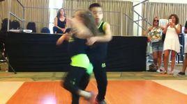 2 nhoc ty dang yeu nhay dieu salsa - dancesport