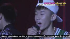 because of you (ngoi sao viet) - kay tran, thanh tung, soobin hoang son