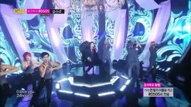 night and day (140517 music core) - wheesung