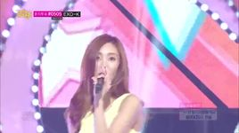 g.na's secret (140517 music core) - g.na