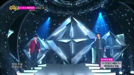 erase (140517 music core) - 4men