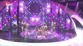 battery of love (2014 world cup cheering show) - hong jin young