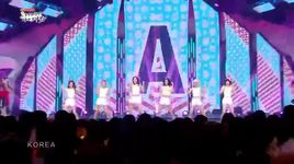 spread the wings of victory (2014 world cup cheering show) - aoa