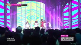 g.na's secret (140531 music core) - g.na