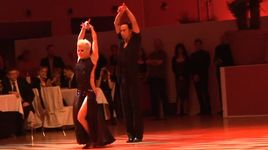 paso doble - michael malitowski & joanna leunis (euro dance festival 2014) - dancesport