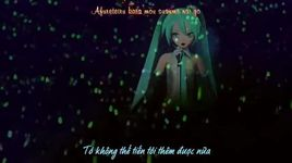 glow (130830 hatsune miku magical future) (vietsub, kara) - hatsune miku