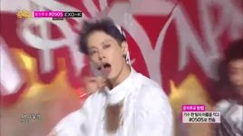 obsession (140607 music core) - boyfriend