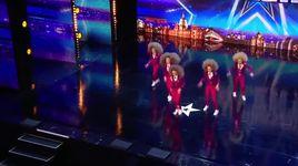 hair-raising audition (britain's got talent 2014) - dancers mini moves - v.a