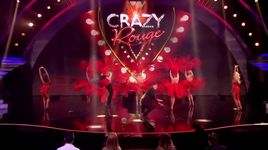 burlesque act: put on a glitzy show (britain's got talent 2014) - crazy rouge - v.a