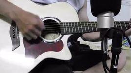 em cua ngay hom qua - guitar
