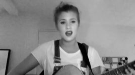 kids (mgmt cover) - lilly ahlberg