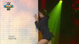 1 min 1 sec (140611 show champion) - ji yeon (t-ara)