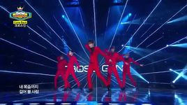 amazing - bad lady (140611 show champion) - cross gene