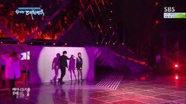 1 min 1 sec (dream concert 2014) - ji yeon (t-ara)