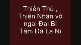 dai bi than chu - thich tri thoat