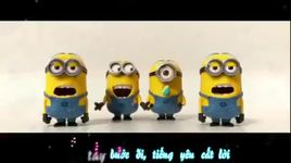 nam lay tay anh - minions