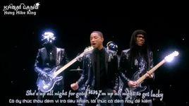 get lucky (vietsub, kara) - daft punk, pharrell williams