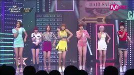 short hair & fantasy (140619 m countdown) - aoa