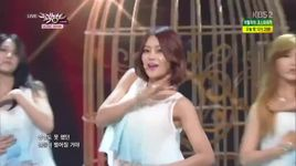fantasy (140620 music bank) - aoa