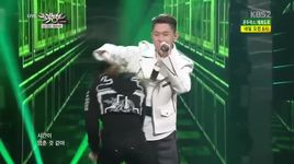 hug me (140620 music bank) - crush, gaeko (dynamic duo)