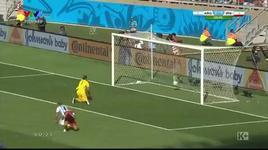 argentina 1-0 iran: messi cuu roi argentina - v.a